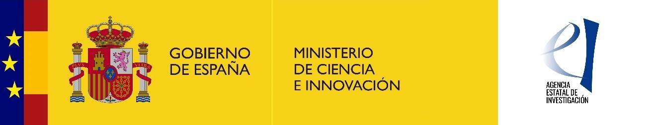 Gobierno de España. Ministerio de Ciencia e Innovación. Agencia Estatal de Investigación